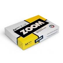 Бумага офисная ZOOM, А4 плотность 80гр, класс C