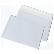 Конверт C6 (114х162 мм) СК, фон, 75 г/м2, білий
