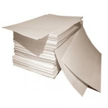 Картон для архивации документов 0,5мм, формата 320х220 мм
