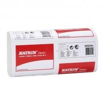 Рушники паперові Z образні білі Katrin 150л/уп