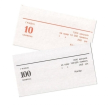 Накладка на 10 грн. 124х66 (500 шт)