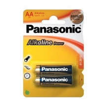 Батарейка PANASONIC AA LR6