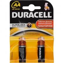 Батарейки Duracell (АА)