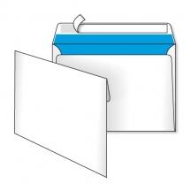 Конверт С5 (162х229 мм) ск, фон, 80 г/м2, білий