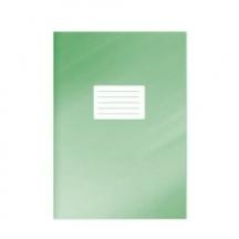 Книга канцелярская А4, офсет, мягкая обл., 96 л., клет.