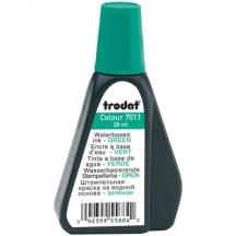 Краска штемпельная (TRODAT) зеленая
