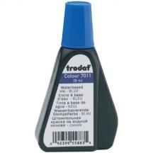 Краска штемпельная (TRODAT) синяя
