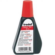 Краска штемпельная (TRODAT) красная