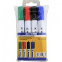 Набір маркерів для дошки, 4шт