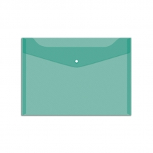 Папка конверт на кнопке А4