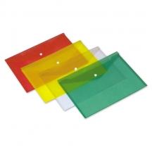 Папка конверт на кнопці А5