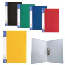 Папка пластикова А4, CLIP B, асорті кольорів