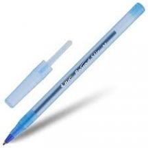 Ручка шариковая Round Stic синяя