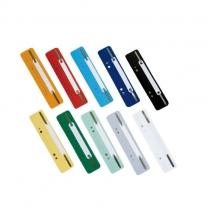 Швидкозшивач міні пластиковий по 25 в уп. Buromax