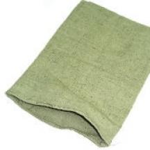 Мешок инкассаторский для денег, 400*600 см, брезент